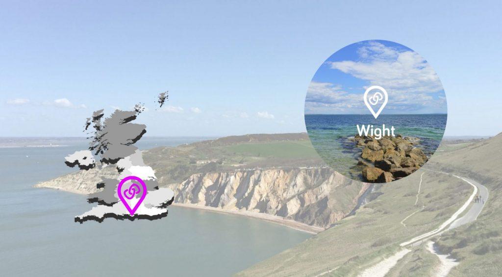 Información Wight, Irlanda
