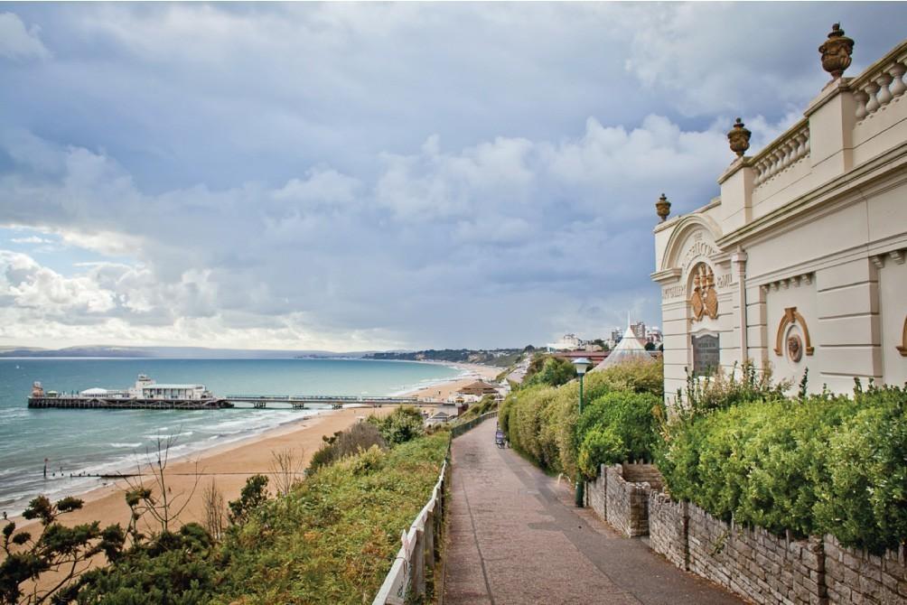 Estudiar inglés en verano en Bournemouth