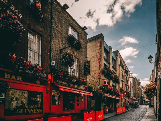 Estudiar inglés en verano en Dublín