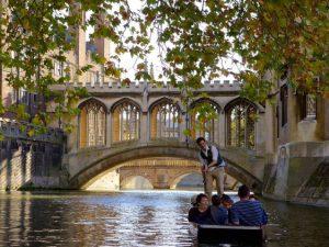 estudiar inglés en verano Cambridge