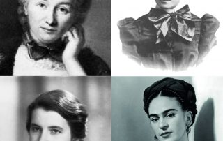Mujeres en la sombra que marcaron la historia