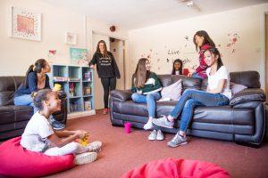 Alojamiento campamentos de verano en inglés
