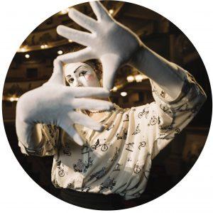 female-mime-making-hand-frame